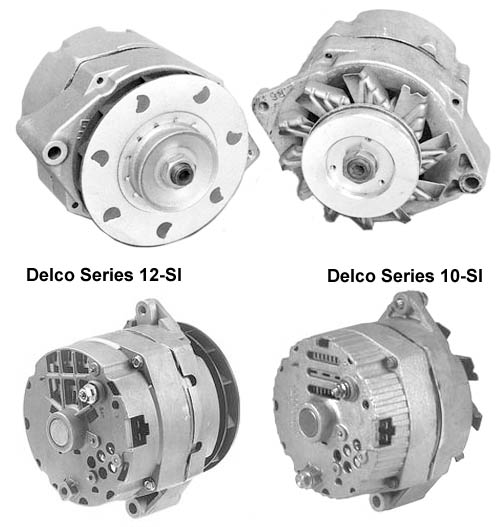 Delco Alternators