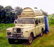Land Rover Carawagon