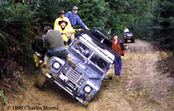 "Land Rover series III ""Snark"""