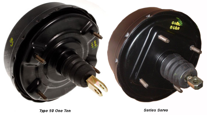 Land Rover brake servo pictures