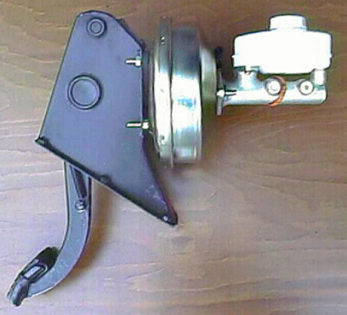 Series Land Rover power brake pedestal