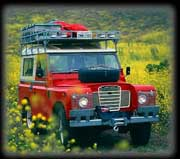 Series III Land Rover